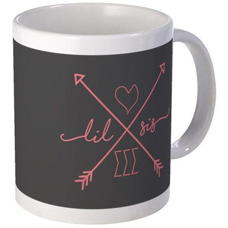 Beta Sigma Sorority - CafePress - Sigma Sigma Sigma Little Arrows - Unique Coffee Mug, Coffee Cup CafePress