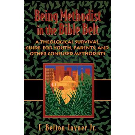 Being Methodist in the Bible Belt