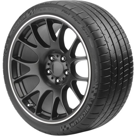 michelin pilot super sport tire 225 40zr18 xl. Black Bedroom Furniture Sets. Home Design Ideas