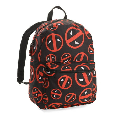 Deadpool Comic Backpack - Deadpool Book Bag
