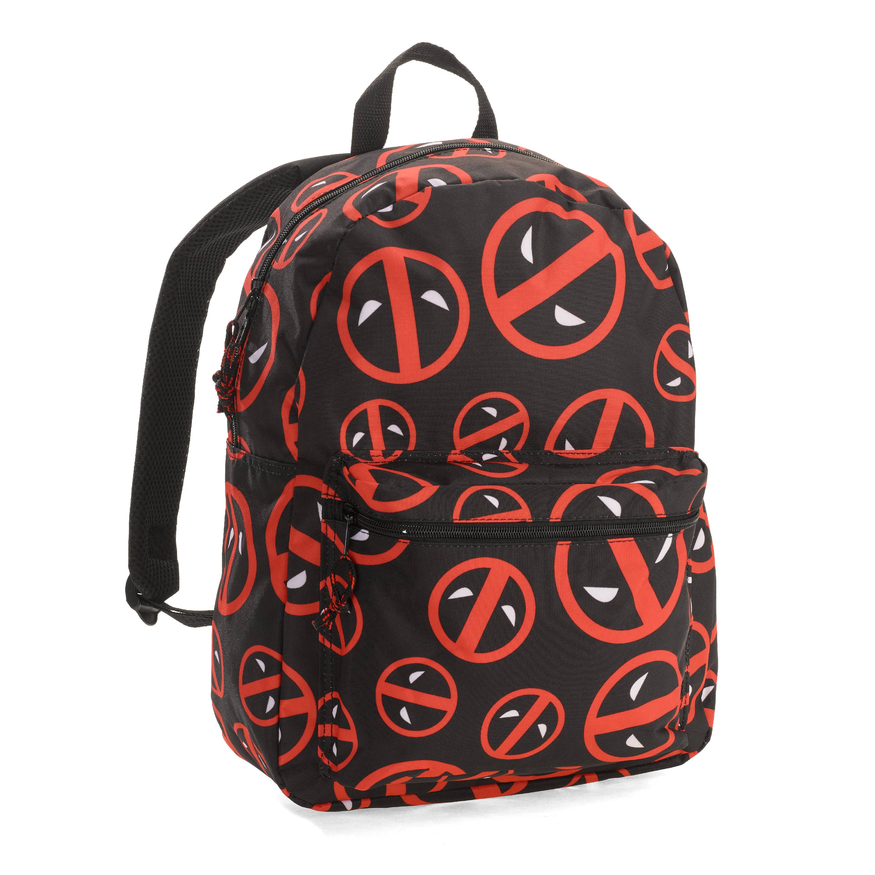 Deadpool Comic Backpack