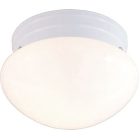 Replacement for 60/403 2 LIGHT CFL 10 INCH MEDIUM WHITE MUSHROOM 2 13W GU24 LAMPS INCLUDED WHITE UTILITY