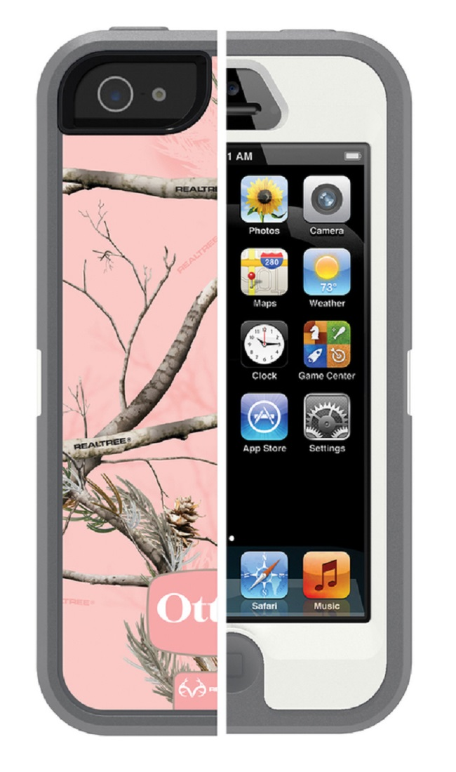 Otterbox 77 22522 Defender Series Case For Le Iphone 5 5s Ap Pink Refurbished Com