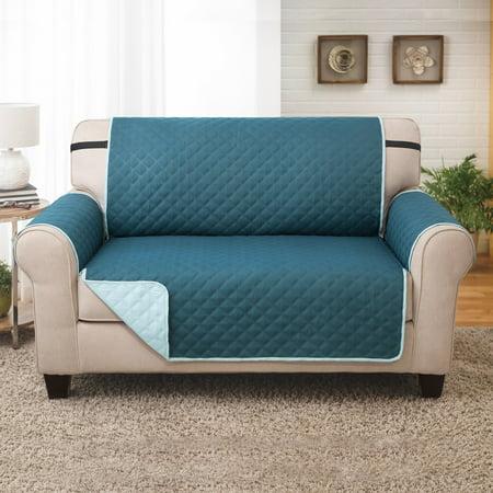 Love Seat Furniture Protector - Jade/Teal ()