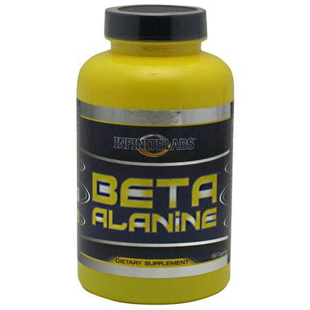 Infinite Labs   Beta Alanine 180 Caps