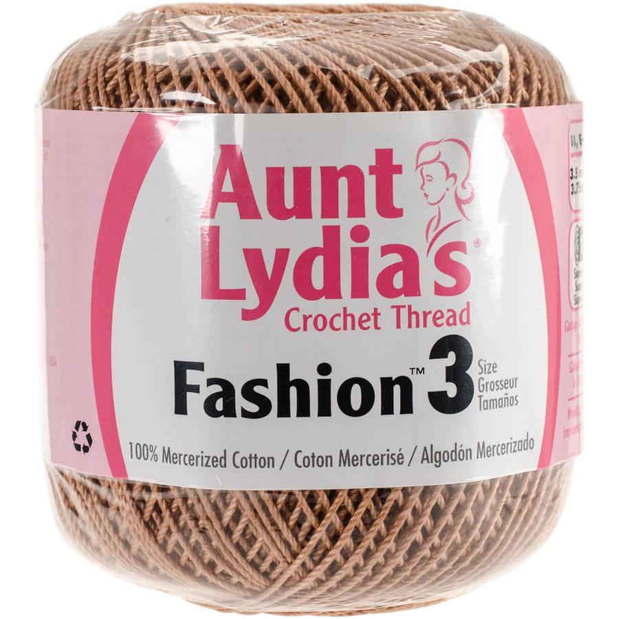 Aunt Lydia's Fashion Crochet Cotton