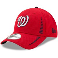 6fb987d1ccf Product Image Washington Nationals New Era Speed 9FORTY Adjustable Hat - Red  - OSFA