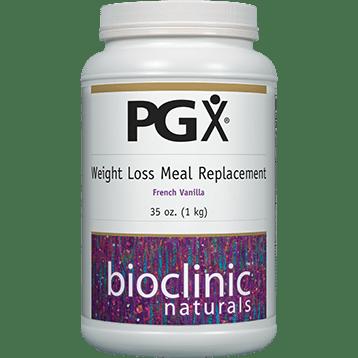 Bioclinic Naturals, PGX Weight Loss Meal Rep.Fr Van 35 oz