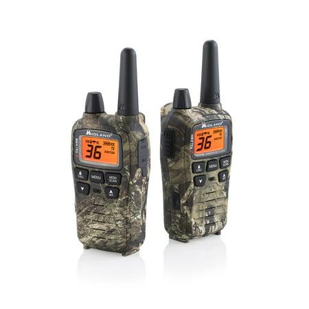 Midland T75VP3 Mossy Oak® Camo 38-Mile Walkie Talkies