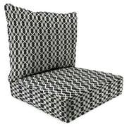 jordan manufacturing 2 pc deep seat chair cushion 1 pack aspidora