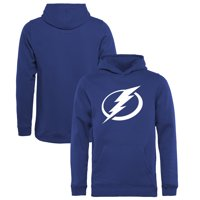 Tampa Bay Lightning Fanatics Branded Youth Primary Logo Pullover Hoodie - Blue