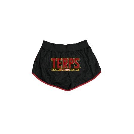 d7dafaddf589d University of Maryland Mesh Running Short- Terrapins - Walmart.com