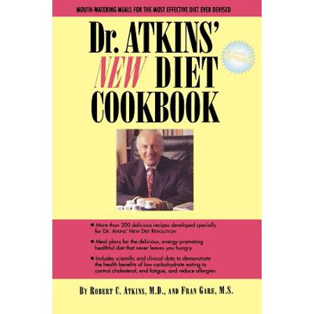 Dr. Atkins' New Diet Cookbook (Neo Diet)