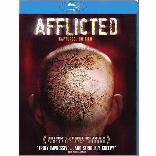 Afflicted (Blu-ray + HD Digital Copy) (With INSTAWATCH) (Widescreen)