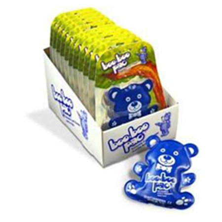 WP000-1534 1534 Pack Cold Therapeutic Boo Bear Vinyl Royal Blue Ea 1534 byChattanooga Corp. Quantity 1
