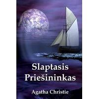 Slaptasis Priesininkas : The Secret Adversary, Lithuanian edition