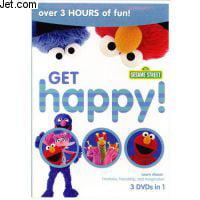 Sesame Street: Get Happy DVD
