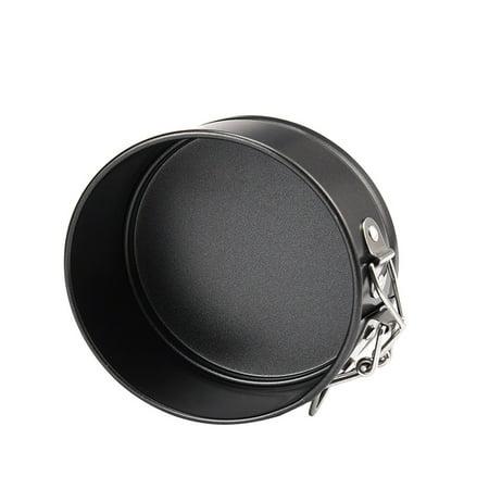 Mini Round Cake Tin Non Stick Spring Form Loose Base Baking Pan Tray Round Mini Tin