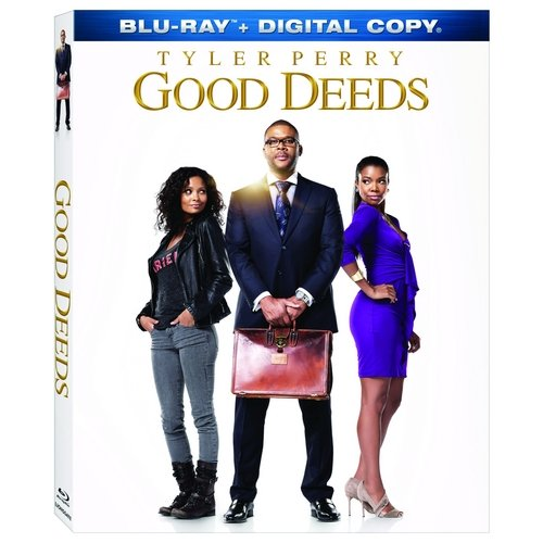 Tyler Perry's Good Deeds (Blu-ray) (Widescreen)