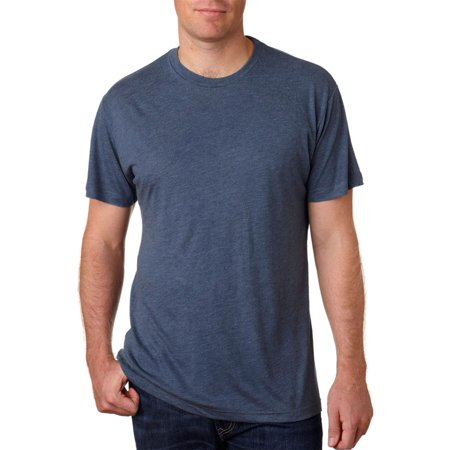 Next Level Mens TriBlend Crewneck T-Shirt, Pack of 12