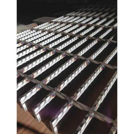 Metal Spacer Bar (24188R125-B3 Bar Grating, Serrated, 24In. W, 1.25In. H)