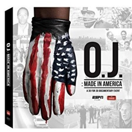 Espn O J   Made In America  Blu Ray   Dvd