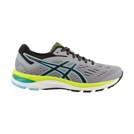 Asics 1012A008-020: Womens GEL-Cumulus 20 Stone Grey/Black Running Sneakers ()