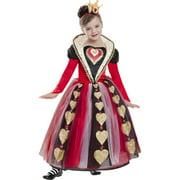 Queen Of Hearts Child Halloween Costume