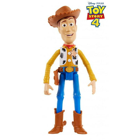 Toy Story Woody Boots (Disney Pixar Toy Story True Talkers Woody Figure with 15+)