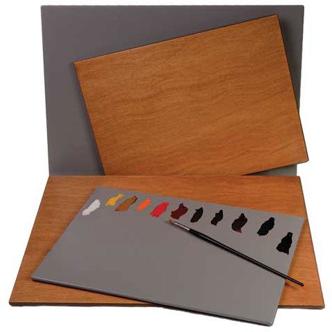 New Wave - POSH Table Top Palette - Gray Tone - Small