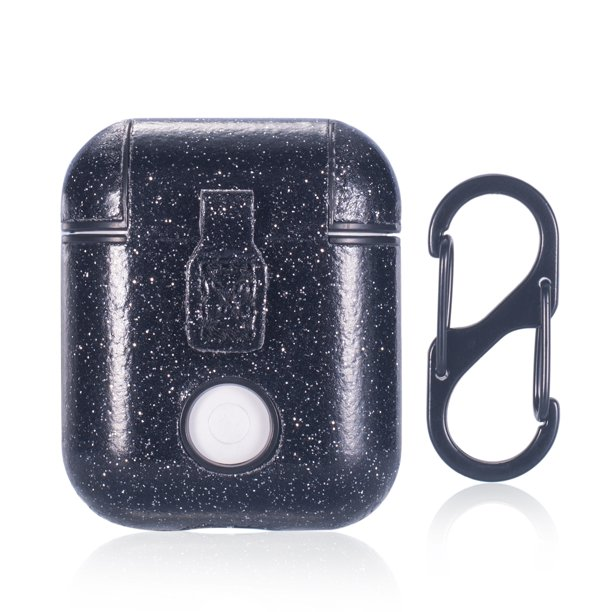 Allytech Airpods 1 2 Case Cover With Keychain Glitter Design Cute