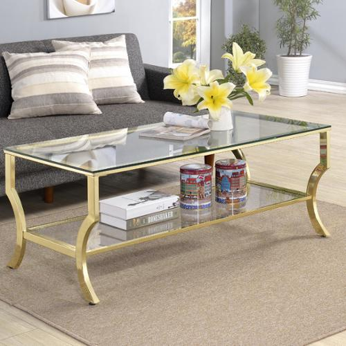 FHT Amy Glass Coffee Table