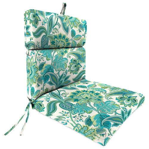 Jordan Manufacturing Universal Maitlin Outdoor Dining Chair Cushion