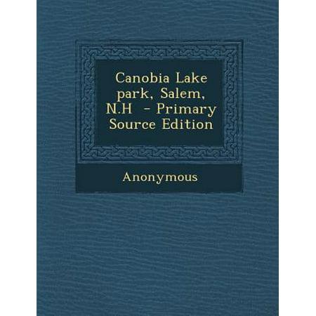 Canobia Lake Park, Salem, N.H (Party Center Salem Nh)