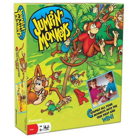 Jumpin' Monkeys by Pressman Toy