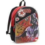 "Disney Star Wars 16"" Darth Vader Backpack"