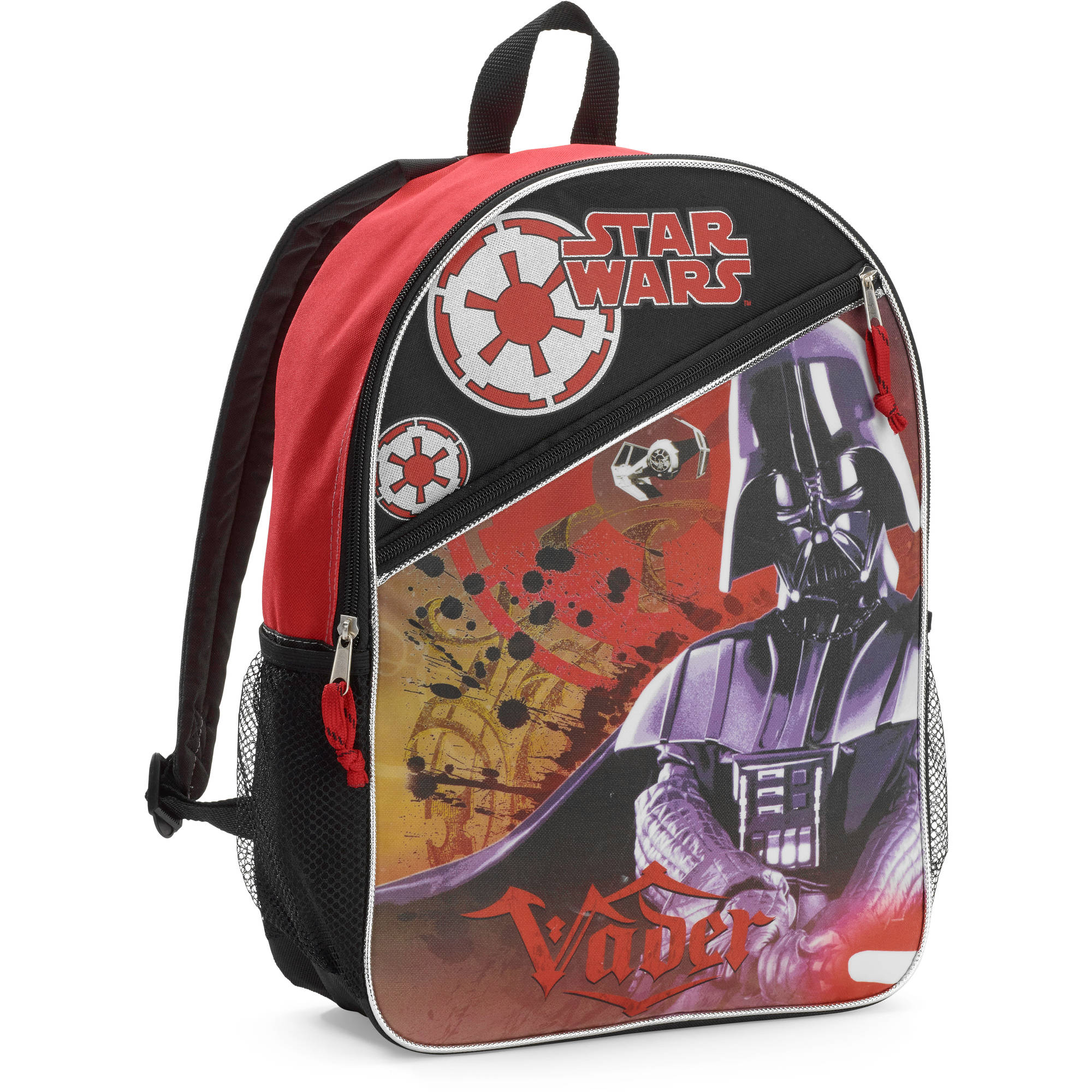 "Disney Star Wars 16"" Darth Vader Backpack"