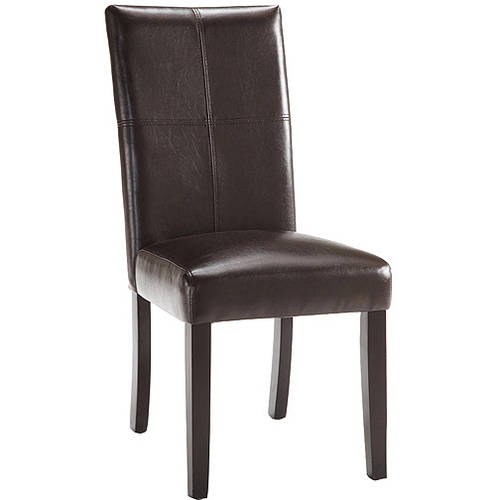 parson dining chair. hillsdale monaco parson dining chairs - set of 2, espresso chair