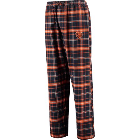 Chicago Bears Concepts Sport Ultimate Plaid Flannel Pajama Pants - Navy
