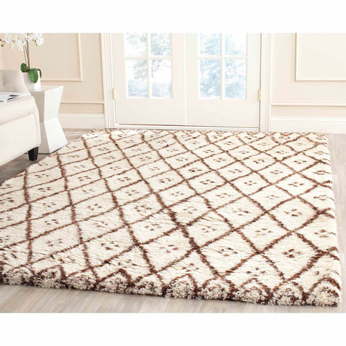 Safavieh Casablanca Zachariah Hand-Tufted Area Rug, Ivory/Gold