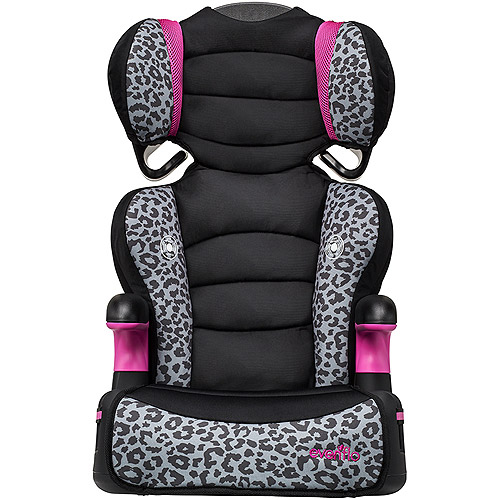 Evenflo Big Kid High Back Booster Car Seat, Phoebe