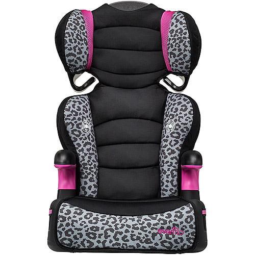 Evenflo Big Kid High Back Booster Car Seat, Phoebe