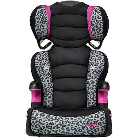 evenflo big kid high back booster car seat phoebe. Black Bedroom Furniture Sets. Home Design Ideas