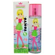 Passport Tokyo by Paris Hilton for Women - 3.4 oz EDT Spray