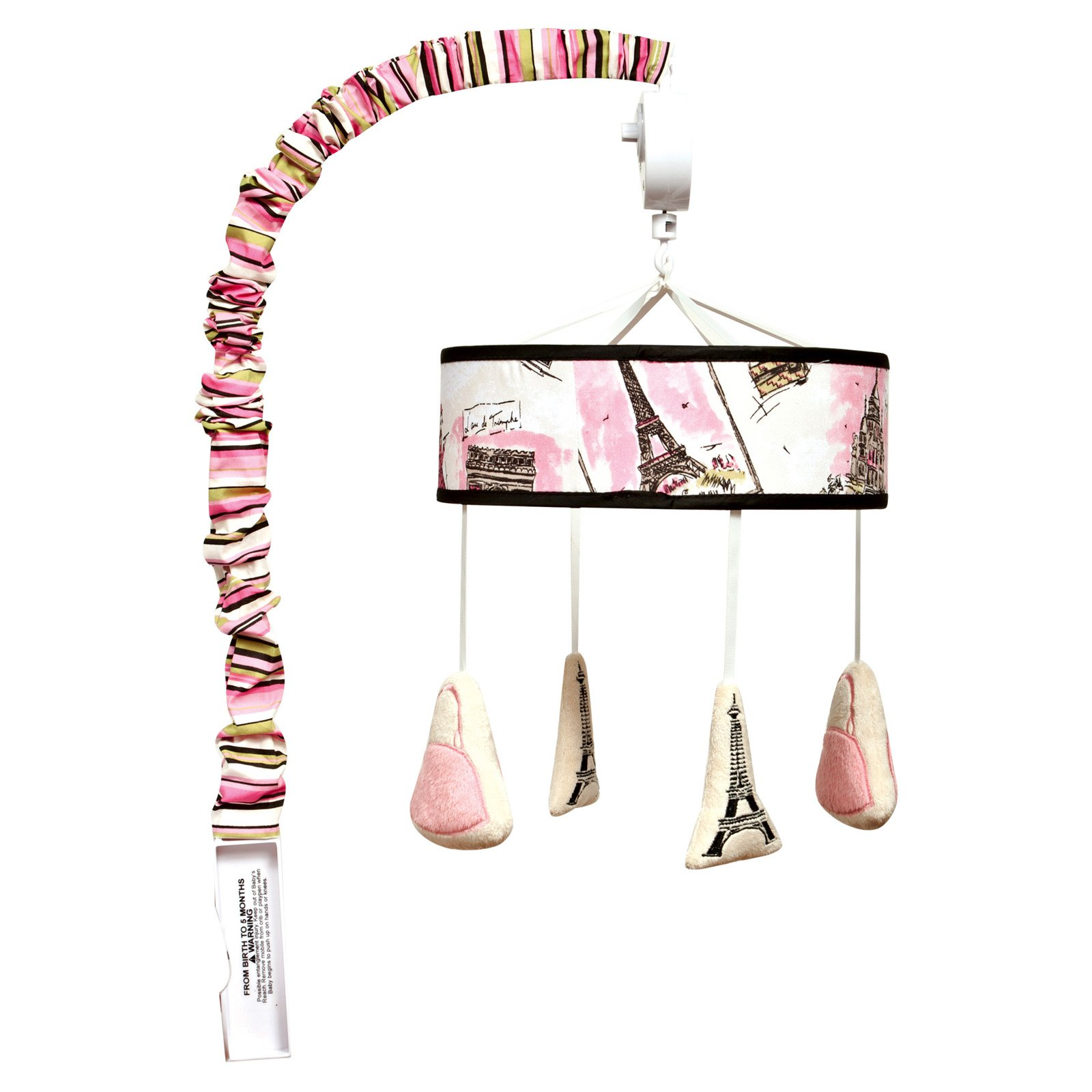 Trend Lab Waverly Tres Chic Mobile