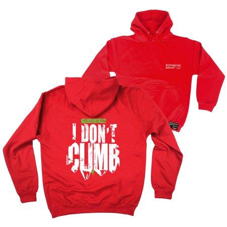 FB Adrenaline Addict Rock Climbing Hoodie