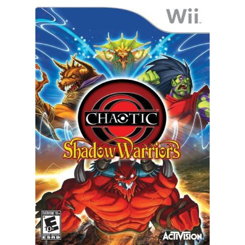 Chaotic (Wii)