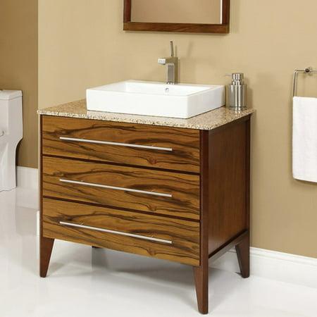 Decolav Mila Single Bathroom Vanity Set