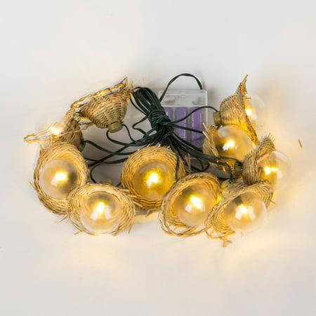 Winsome House Tiki String - Tiki String Lights