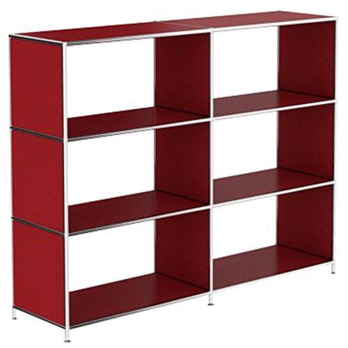 Latitude Run Manzella Standard Bookcase